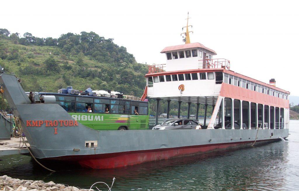 Ferry Samosir