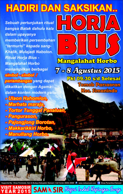 Karnaval Sigalegale dan Batak Opera Night berhasil memukau wisatawan mancanegara dan masyarakat Samosir.