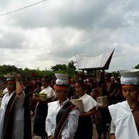 Ribuan Pengujung Ramaikan Festival Pasir Putih di Samosir
