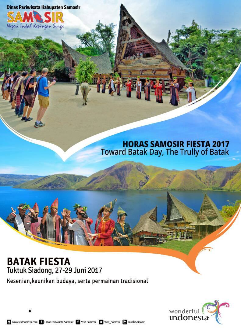 Batak Fiesta,Toward Batak Day The Trully of Batak