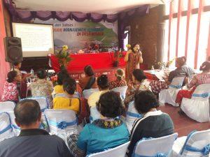 Pelatihan Manajemen Homestay di Desa Wisata1