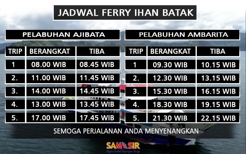 ferry ihan batak